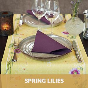 Duni Spring Lilies