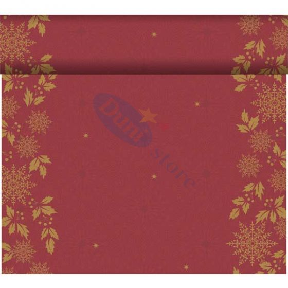 Tafelplacemats / tête à tête dunicel 0,4x24m Graceful Holiday