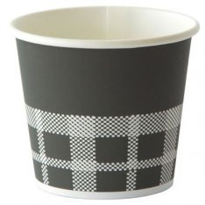 Kartonnen koffiebekers 120ml 4oz Café Izza