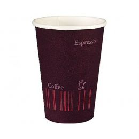 Kartonnen koffiebekers 120ml 4oz Quick