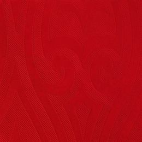Servetten 40cm elegance lily rood