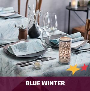 Duni Blue Winter