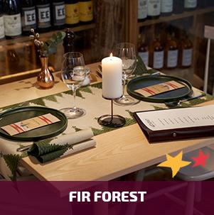 Duni Fir Forest