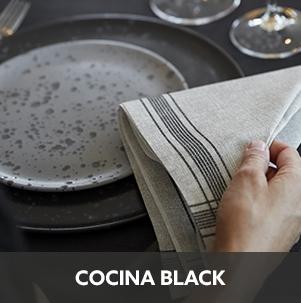 Duni Cocina black
