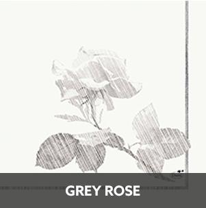 Duni Grey Rose