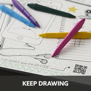 Duni Keep Drawing