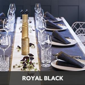 Duni Royal Black