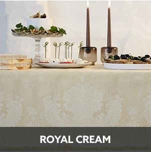 Duni Royal Cream