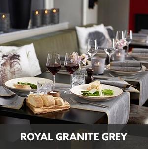 Duni Royal Granite Grey