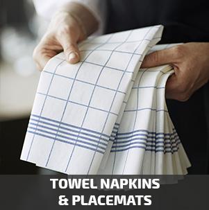 Duni Towel Napkin & Placemats